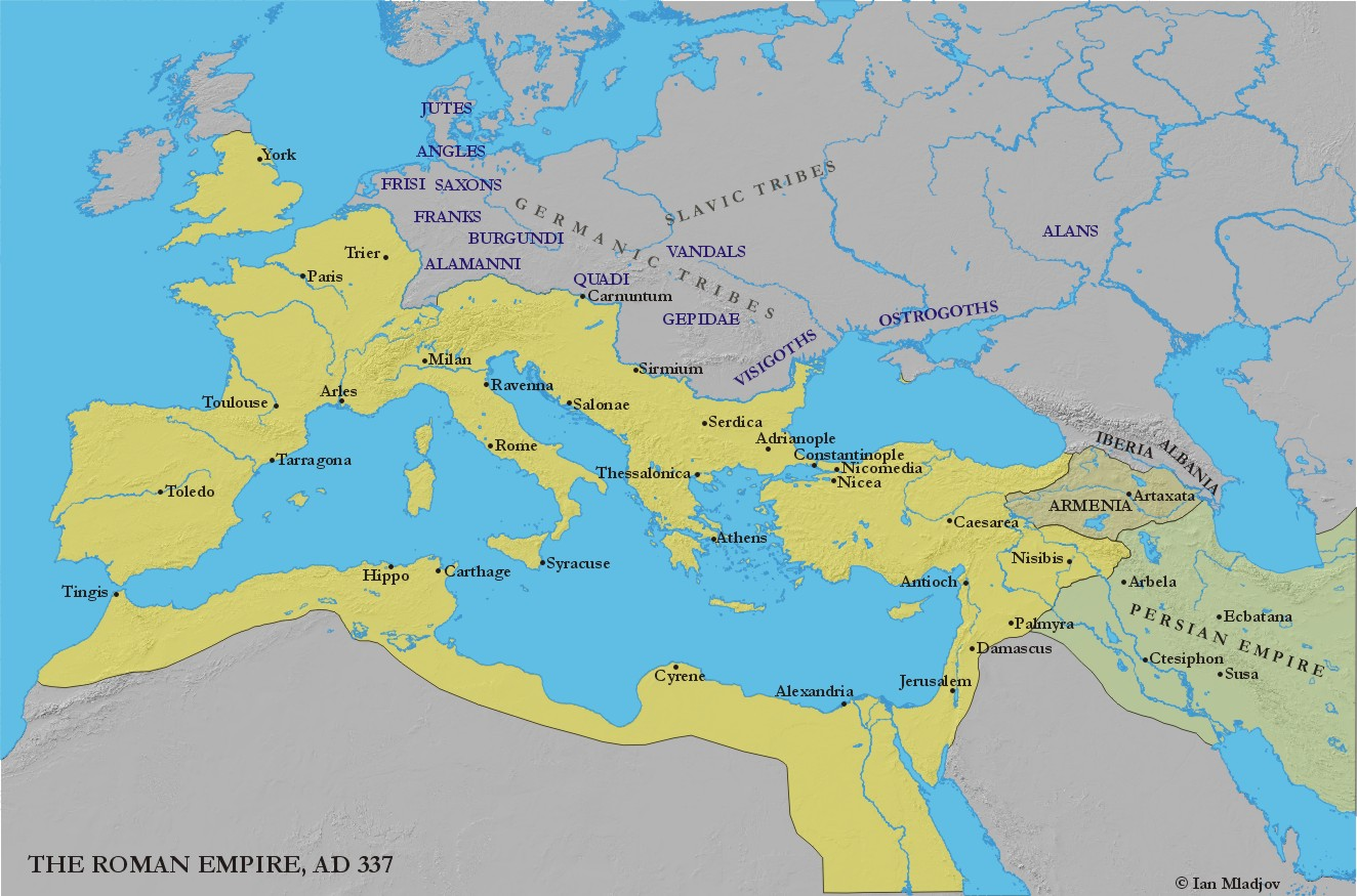 """roman empire and pp The empire in crisis: 3c """"the scourge of god"""" byzantium: the eastern roman empire the byzantine empire during the reign of ancient rome - regents review."""